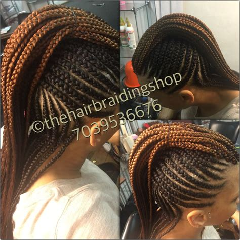 Cornrow Mohawk Hairstyles by Cornrows Mohawk Style Cornrows Styles The Hair