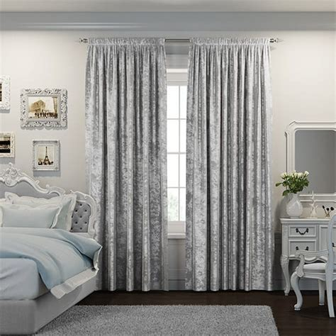 crushed velvet curtains grey grey crushed velvet curtains uk memsaheb net