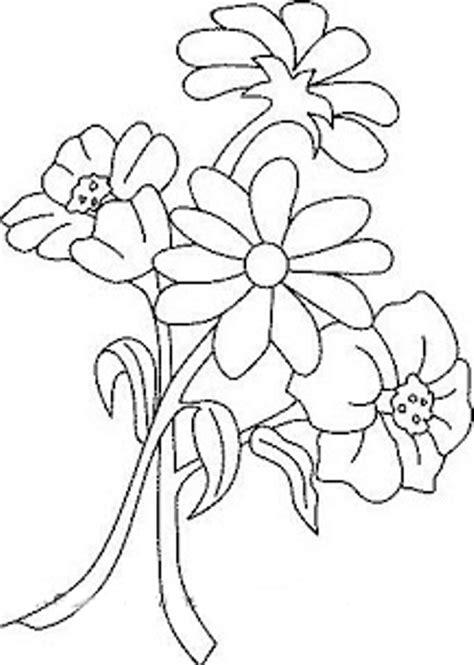 imagenes de flores bordadas a mano dibujos y plantillas para imprimir dibujos de flores para