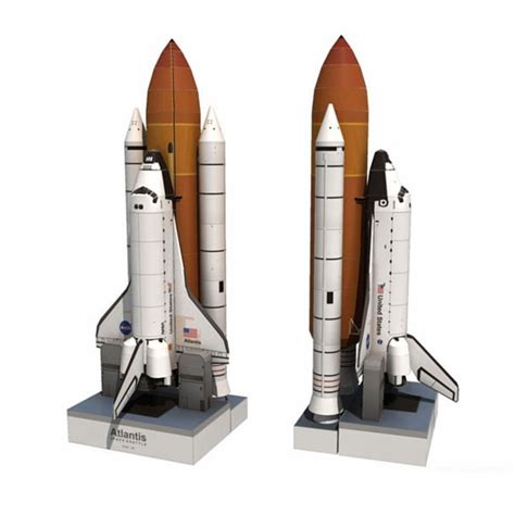 How To Make Rocket Model With Paper - paper spacecraft models promotion shop for promotional