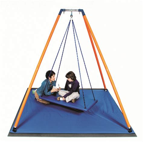 autism swings platform swing for teens and adults national autism