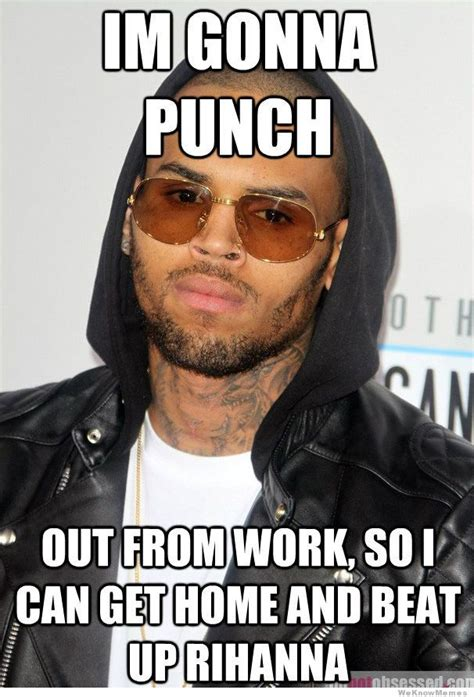 Chris Brown Meme - not misunderstood chris brown weknowmemes