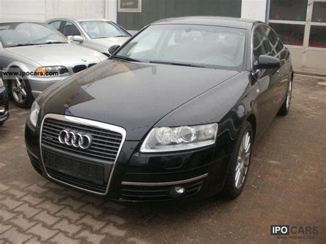 Audi A6 Leather Seats by 2008 Audi A6 3 0 Tdi Quattro Leather Seats Navi