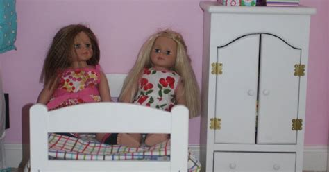design a friend doll room tour room 6 doll clothes storage for under 5