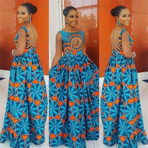 nigerian ankara dress styles fab ankara style see more unique fashion statements in