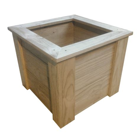 square planter box 600x600x500 breswa outdoor furniture