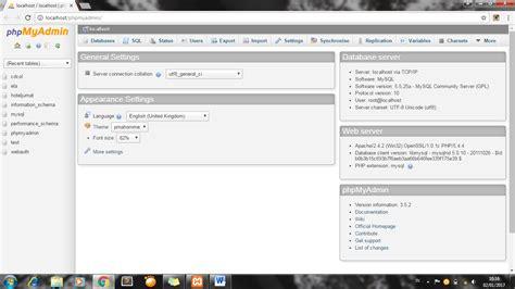 cara membuat tabel pada mysql cara membuat database tabel dan mengisi data pada tabel
