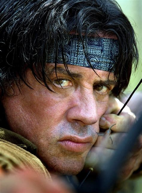 Sylvester Stallone In Rambo 4 by Rambo Wallpapers Hd Wallpapers