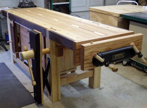 roubo work bench workbenches that look too good to use table saw central