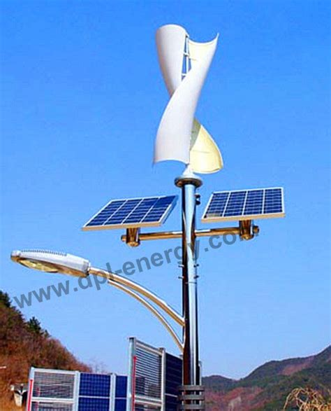 domestic vertical axis wind turbine generator home use