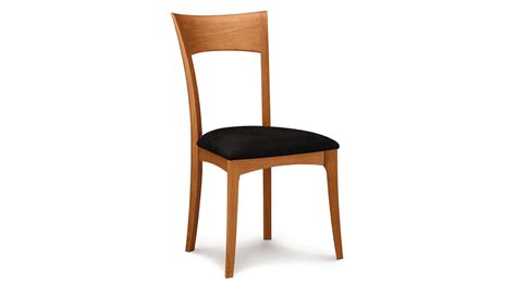 chairs dining circle furniture ingrid side chair cherry dining chair