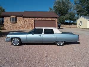 Cadillac Fleetwood 1975 Sell Used 1975 Cadillac Fleetwood 60 Special Brougham