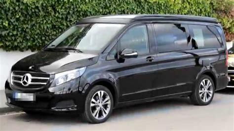luxury minivan 2015 2015 mercedes benz v class 183 cer van luxury 183 youtube