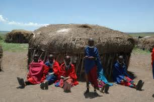 These photos were taken in and around a masai boma in tanzania