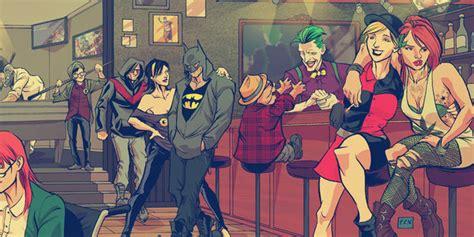 bat family nerdeux