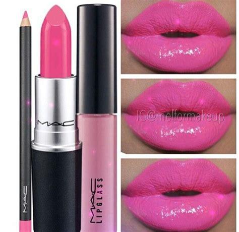 mac lipstick in silly and lip gloss snob makeup mac lipsticks and mac