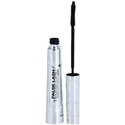 Loreal Telescopic Mascara Expert Review by L Or 201 Al Telescopic Mascara Notino Co Uk