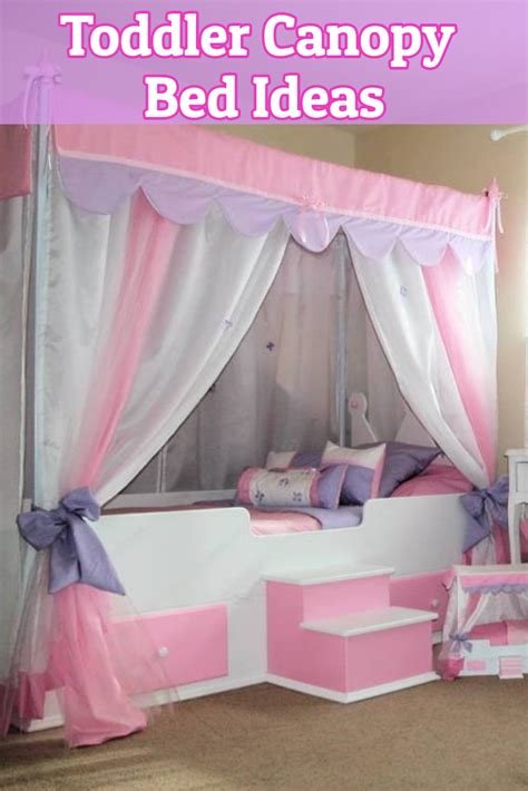 toddler canopy bed toddler bed canopy