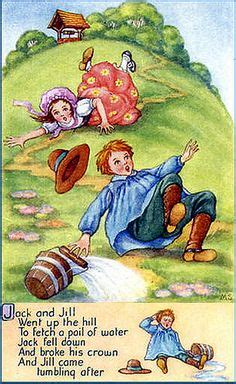 full version of jack and jill nursery rhyme childhood memories 1960 s and 70 s on pinterest ladybird