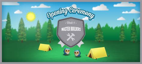 the master builder themes analysis master builders opening ceremony
