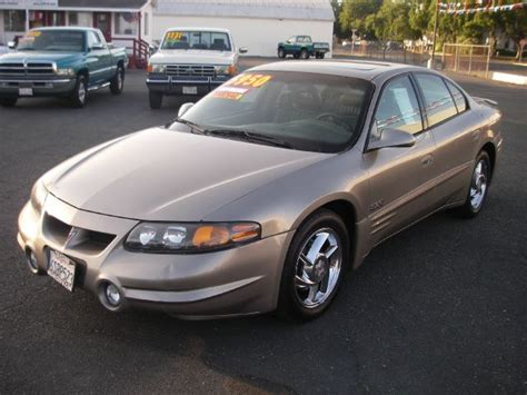 Pontiac Bonneville Ssei Supercharged by Used Cars Marysville Used Trucks Browns Valley