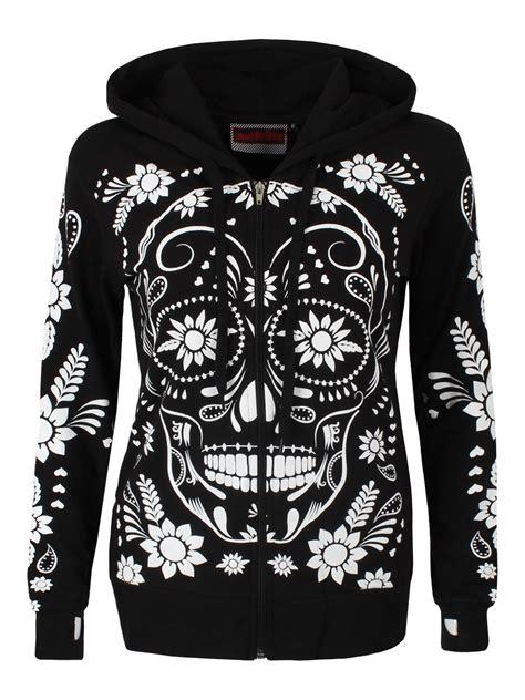 Hoodie Pullover All Time Low Pcs 1 jawbreaker sugar skull s black hoodie