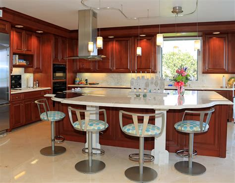 how big is a kitchen island 77 custom kitchen island ideas beautiful designs