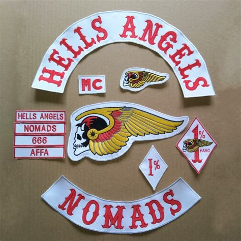aliexpress sale live to ride motorcycle hells angels mc patches