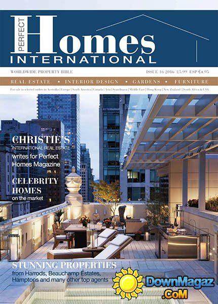 design magazine international perfect homes international issue 16 2016 187 download