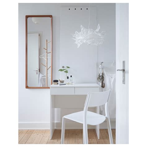 White Vanity Table Ikea Brimnes Dressing Table White 70x42 Cm Ikea