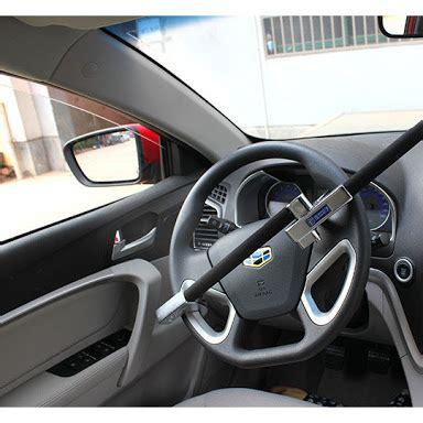 Kunci Stir 6030 Stir Pedal 4 alat anti pencuri mobil secara mekanik atau manual