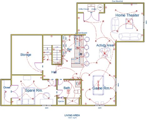 basement floor plan software 28 basement design software basement wall design