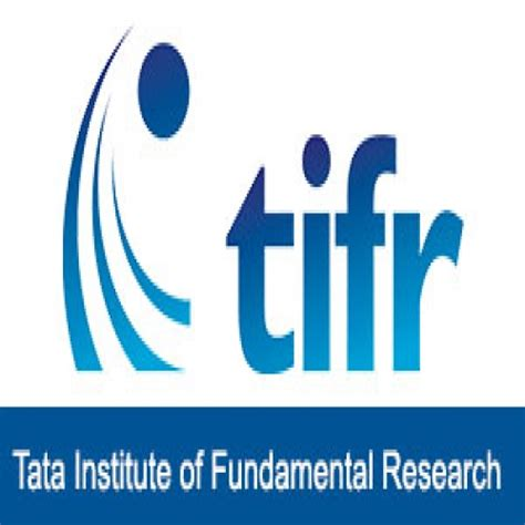 Tata Institute For Mba by Tata Institute Of Fundamental Research Mumbai Tifr