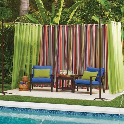 outdoor curtain rods for patio best 25 outdoor curtain rods ideas only on outdoor curtains outdoor curtains for