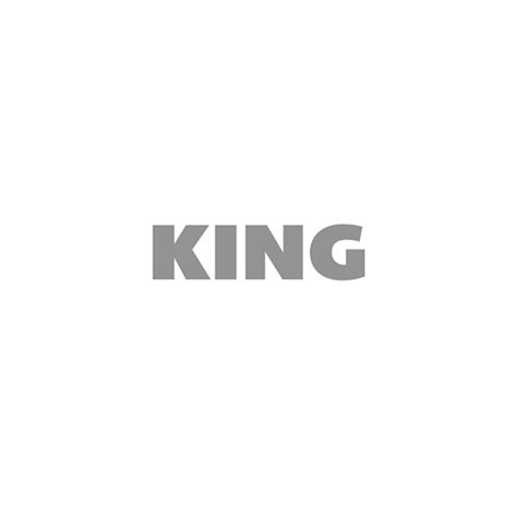 logo king and king logo on behance