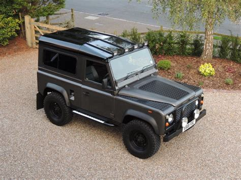 land rover tdi land rover defender 90 tdi motor marketplace