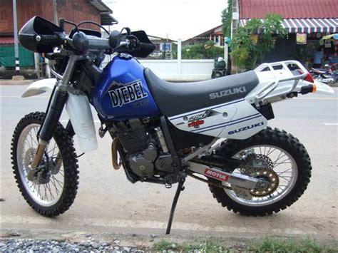Suzuki Djebel 2002 Suzuki Djebel 250 Xc Moto Zombdrive