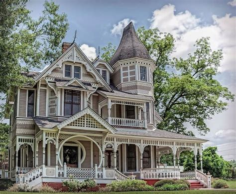 home architecture 101 victorian the downes aldrich house in crockett texas is an