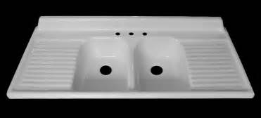 Reproduction Kitchen Sinks Nbi Introduces Its Sixth Vintage Reproduction Kitchen Drainboard Sink 60 Quot Wide Retro Renovation