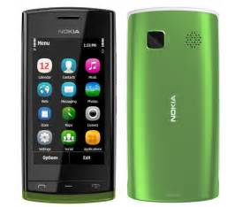 Mobile Phone Price Nokia 500 Lcd Display With 5 Mp Mobile Price India