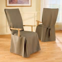 Dining Room Chair Slipcovers With Arms Dining Room Chair Covers With Arms Instant Knowledge
