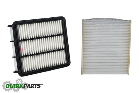Mazda Cx 9 Cabin Air Filter by 2016 Mazda Cx 9 Engine Cabin Air Filter Set Oem New