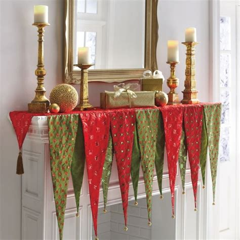 52 best mantel runners images on pinterest christmas