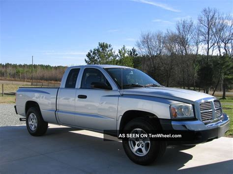 2005 dodge dakota cab 2005 dodge dakota slt extended cab 4 7l v8