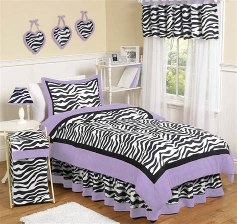 funky comforter sets purple funky zebra teen bedding 3 pc full queen set