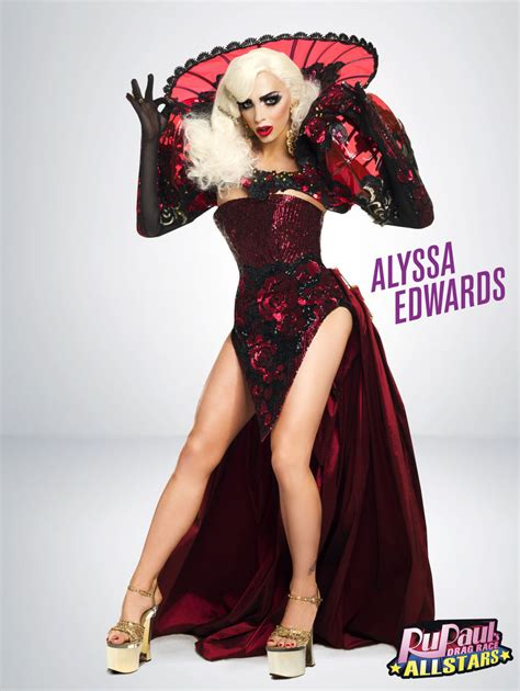 Alyssa Edwards And Detox by Rupaul S All Drag Race Season 2 Cast Announced