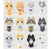 The Purring Quest  Lots Of Cat Paper Toys Free Templates