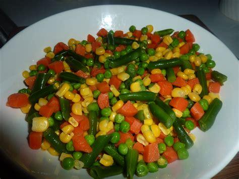 Mixed Vegetables mixed vegetable pasta salad quot deja vu quot cook