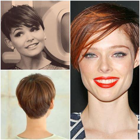 lyhyet hiukset muoti lyhyet naisten hiukset muoti 2016