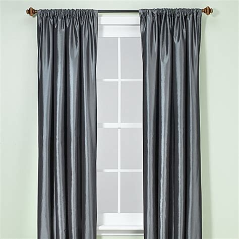 72 curtains drapes buy argentina 72 inch rod pocket window curtain panel in